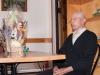 Kántás Pál egyesületi tagunk 98. születèsnapi köszöntő